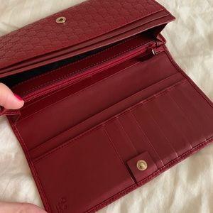 Gucci Bags - Gucci Long Wallet